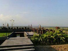 Abhayagiri, Yogyakarta, Indonesia.
