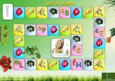 Jeux et kits pédagogiques autour du légume pour les enfants, les parents et les enseignants. Tous ces jeux sont libres de droits en télé...