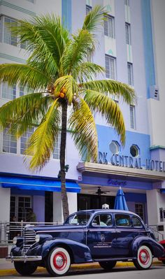 ~Park Central Hotel - South Beach | The House of Beccaria