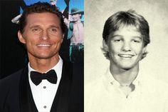 2014 Oscar Nominee Childhood Photos