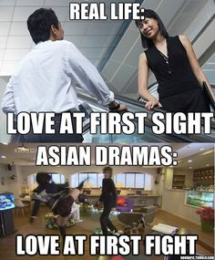 donnapies asian drama inspired memes | Tumblr   =D Best Kdrama scene