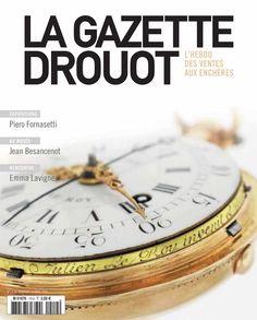Gazette Drouot N°14 du 10 avril 2015. #ArtMarket