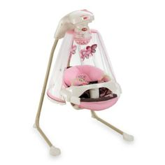 Fisher-price® Butterfly Cradle N' Swing