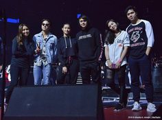 Here are Kathryn Bernardo, Daniel Padilla, Liza Soberano, Enrique Gil, Janella Salvador, and Elmo Magalona during the rehearsals for the ASAP Live in New York show held last September 3, 2016 at the Barclays Center, Brooklyn, New York, U.S.A. Indeed, these three love teams are amazing and did a good job! Yay!