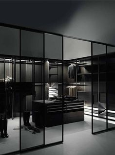 The Boffi systems come from proven craftsmanship, engineering capability and the growing demand for aesthetic customisation. Bedroom Closet Design, Home Room Design, Dream Home Design, Modern House Design, Closet Designs, Wardrobe Design, Master Bedroom, Dream House Interior, Luxury Homes Dream Houses