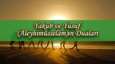 Yakub ve Yusuf (Aleyhimüsselâm)ın Duaları Allah, Knowledge, Home Decor, Decoration Home, Room Decor, Home Interior Design, Home Decoration, Interior Design, Facts