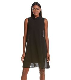 Vince Camuto® Ponte Trapeze Dress | Carson's
