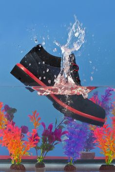 Splash-proof: New and exclusive collab boots from...
