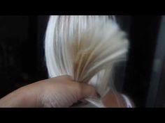 Blond Polaire & Olaplex