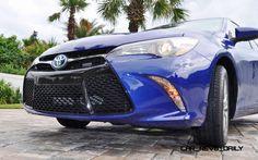 MEGA Road Test Review – 2015 Toyota Camry SE Hybrid
