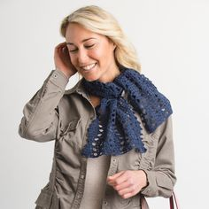 Wanderlust on repeat ft. the Wild Blue Yonder Neck Scarf ✈️ Crochet Poncho, Crochet Scarves, Free Crochet, Scarf Patterns, Crochet Patterns, On Repeat, Neck Scarves, Learn To Crochet, Crochet Accessories