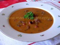 Pikantní hovězí guláš Thai Red Curry, Ethnic Recipes, Red Peppers