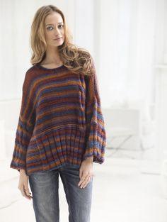 Kimono Sleeve Pullover