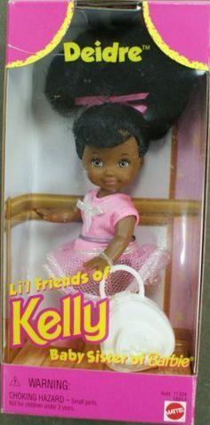 Barbie Kelly Deidre