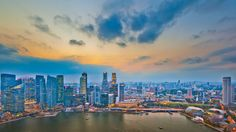 Enjoy a visual feast from these vantage points and picture-perfect spots that offer drop dead gorgeous views of Singapore.
