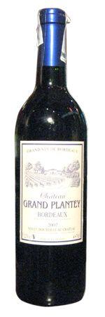 Chai vang mang sắc đỏ quyến rũ, hương vị rượu tinh tế, đắm say. Sự kết hợp giữa nhiều giống nho và khí hậu biển đã mang lại hương vị đặc sắc, lạ thường của chai vang này. Tham khảo giá : http://cuahangruouvang.blogspot.com/2014/08/bordeaux-chateau-grand-plantey-vang-phap.html