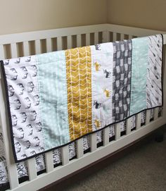 Cheater Quilt Fabric - Briar Woods V2 // 1 Yard Cut By ... : nursery quilt fabric - Adamdwight.com