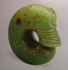 (Hongshan culture) Hongshan Jade. China.