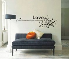 Wall Stickers for Teens Love Wall Decor Decal Room Stickers Vinyl Home Paper Mural Removable Wall Stickers for Kitchen >>> Check out the image by visiting the link.