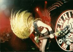 great picture of Sean Yseult from White Zombie