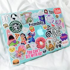 Stickers just make everything more fun! Shop thousands of funny, clever, hipster, trendy stickers from independent artists on Redbubble.com.