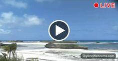 Meravigliosa veduta da una delle più belle spiagge dell'Africa da Villa Solemar