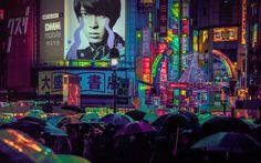 Tokyo Nights de Liam Wong