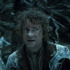 Bilbo Baggins - The Hobbit: The Desolation of Smaug (2) - Martin Freeman as Bilbo Baggins