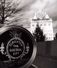 Our ElectricCity candle is hand poured in the heart of Scranton, Pa.  Scranton aka #TheElectricCity is home to many specialty shops...such as cafes and coffee shops.  The Electric City candle captures those aromas in this sweet and smoky blend.  *Label hand drawn by a local artist. A true representation of our Downtown Scranton. Two sizes available for purchase on #Etsy. Wholesale inquiries email: luminosadesigns@gmail.com