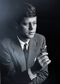 John F. Kennedy was an American politician who served as the 35th President until his assassination in November 1963.