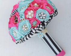 brooch bouquet my handmade bouquets pinterest brooch bouquets weddings and engagement. Black Bedroom Furniture Sets. Home Design Ideas