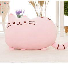 40cm Kawaii cat plush pillow