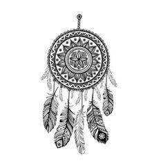 Tribal Dream Catcher