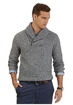 Nautica Shawl Collar Sweater $102.40