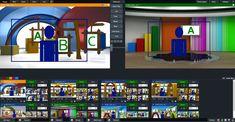 vMix virtual set kids volume 1 Kids Background, Background Images, Virtual Studio, Green Screen Backgrounds, Camera Angle, Chroma Key, Hd Video, Tv