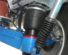 offroad caravan air suspension