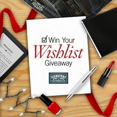 Visit Signature by Levi Strauss & Co.™ on Facebook to enter the Win Your Wish List Giveaway!