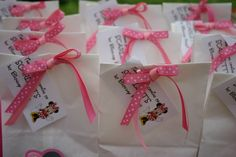 Minnie Mouse Favors!