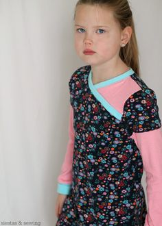 Siestas and Sewing: Free For All! (modified Janey Jump around pattern)
