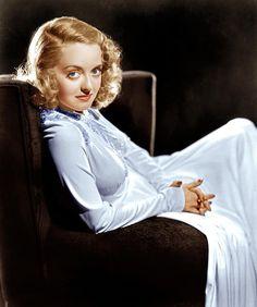 Bette Davis (via Classic Movies Digest)