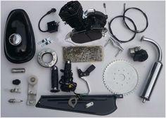 DIY Bike Engine Kit. Motorize your bike in a few hours!