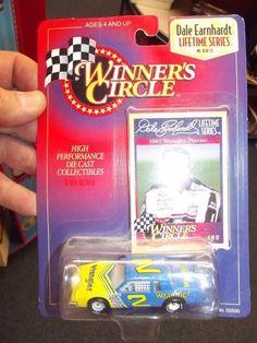 63357be99d5 Winners circle 1 64 1981 Pontiac grand prix Wrangler dale Earnhardt sr NIB