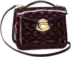 Louis Vuitton Monogram Vernis Mirada -- so in love with this > another chanel?
