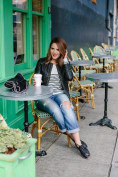 San Francisco Essentials Part 1: Leather Jacket
