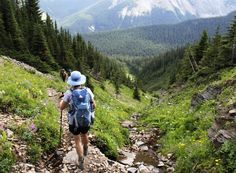 A Superb Hike to Guinn Pass in Kananaskis Country - Hike Bike Travel Tourist Places, Places To Travel, Places To See, Backpacking, Camping, Day Hike, Hiking Backpack, Outdoor Fun, Hiking Trails