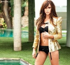 Jennifer Love Hewitt - Maxim Magazine Shoot (2012)