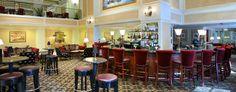 Martini Bar at the Millennium Knickerbocker Hotel Chicago. Opening scene.