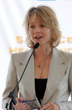 Jodie Foster - Opening Of The Saban Center For Health And Wellness (July 18, 2007)