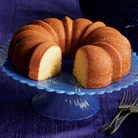 """Updated version of the traditional """"pound of butter, pound of sugar, pound of eggs, pound of flour"""" recipe produces a pound cake that's soft and moist, yet still has the classic's buttery flavor and springy texture. Lemon Buttermilk Pound Cake, Butter Pound Cake, Cake Cookies, Cupcake Cakes, Cupcakes, Cake Flour Recipe, Just Desserts, Dessert Recipes, Pound Cake Recipes"""