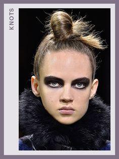 Fashion Week Hair - Sacai | allure.com